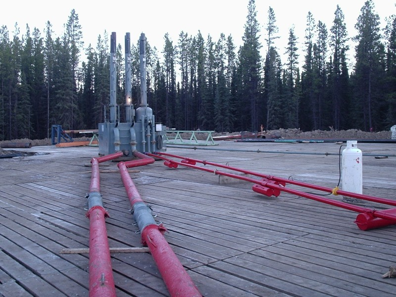 Flare Tanks For Oil Amp Gas Wellsite Drilling Waste Disposal
