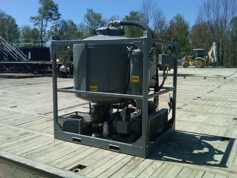 Portable Industrial Vacuum Systems | Oilfield Vacuum Equipment