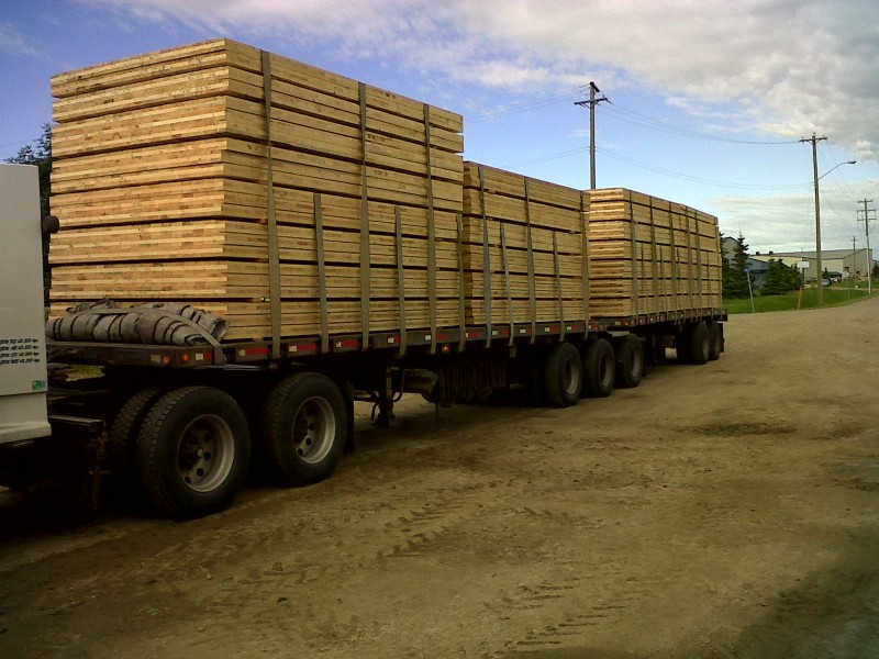 Wood Mats Strad Energy Services